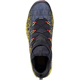 La Sportiva Uragano GTX Running Shoes Herre black/yellow
